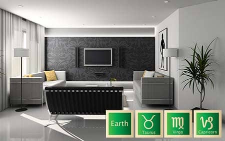 Read This Article And Youll Find Out What Interior Design Is The Best For Fire Zodiac Sign Example If You Want To Please A Taurus