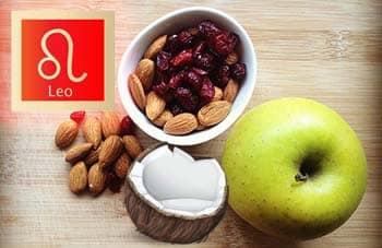Astrology Care - Leos - Health & Diet